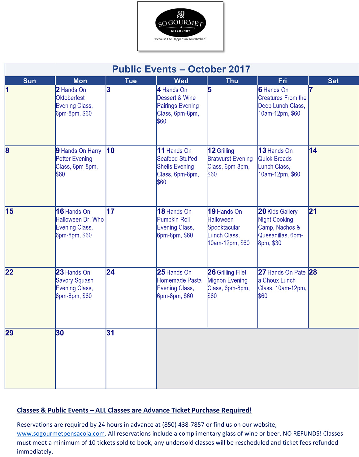 Microsoft Word - October-2017-Calendar.docx